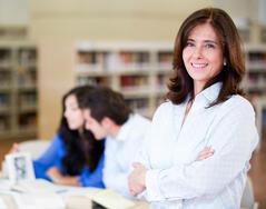 Prospective College Visit - Professors