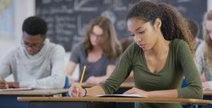 student-taking-exam